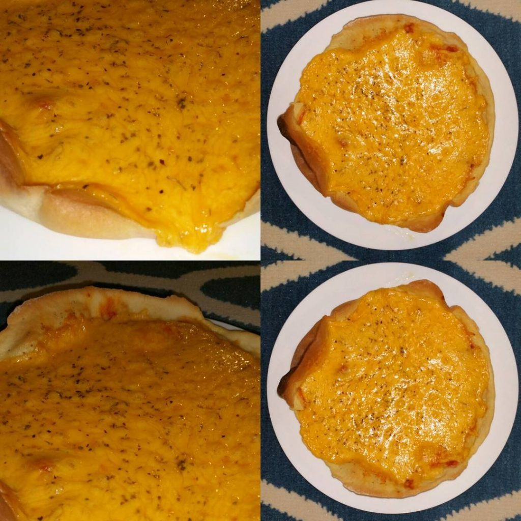 My very own cheese pizza     cheesepizzahellip